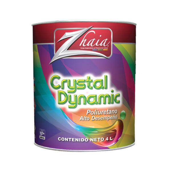 Crystal Dynamic